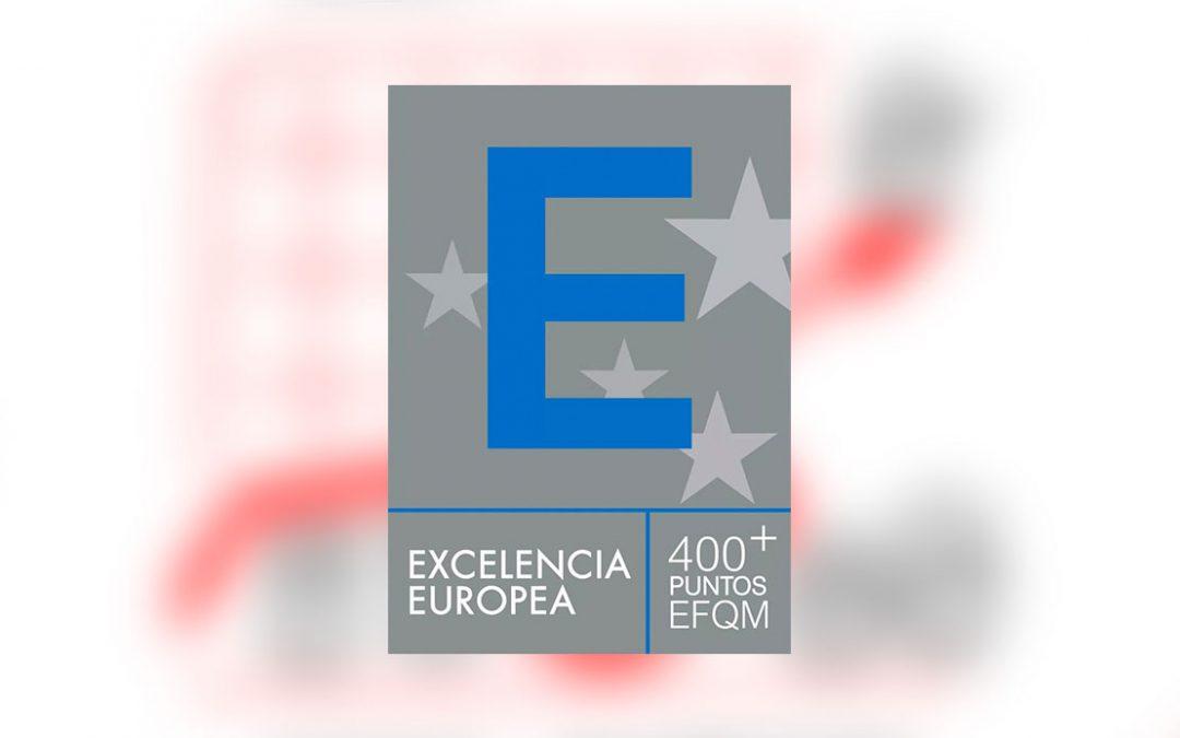 La Fundación Balia obtiene el certificado de calidad EFQM 400+