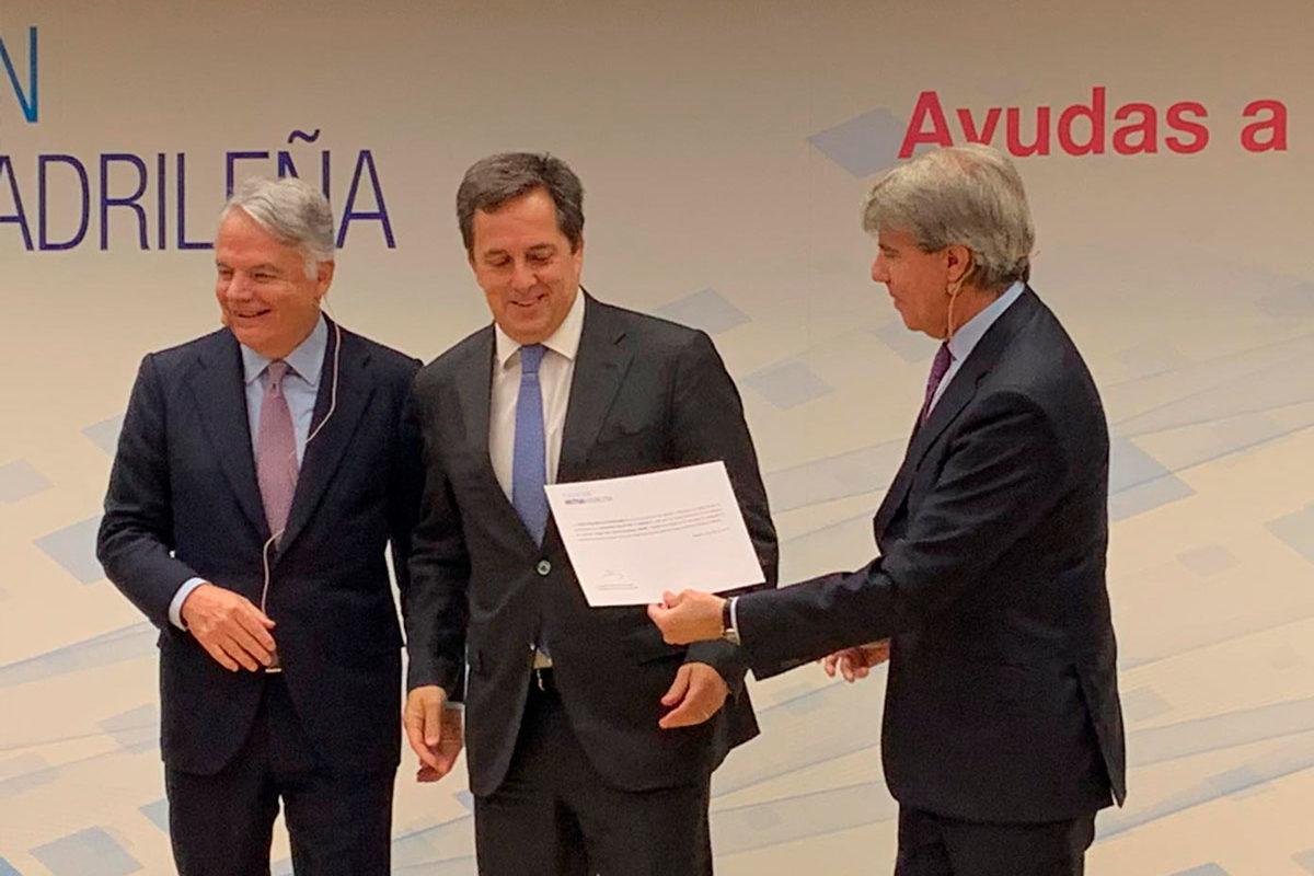 Fundación Mutua Madrileña con la Infancia