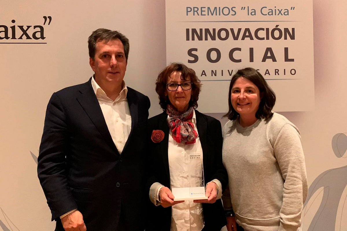 Balia finalista en los Premios a la Innovación Social 2018 de Obra Social «la Caixa»