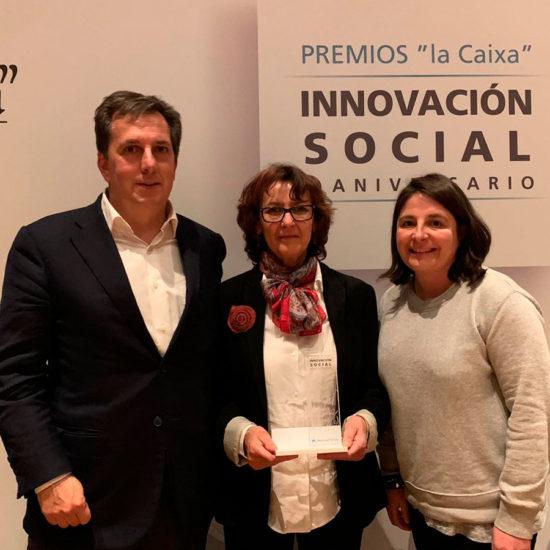"""Balia finalista en los Premios a la Innovación Social 2018 de Obra Social """"la Caixa"""""""