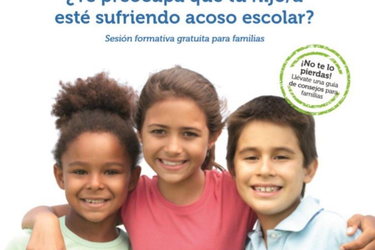 Cómo abordar el acoso escolar desde el entorno familiar