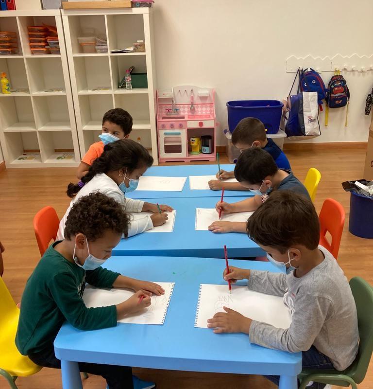 Fundación ADEY apoya la educación de la infancia con Balia